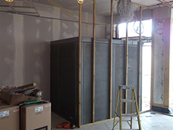 Peninsula secure group panic rooms for Panic room construction plans
